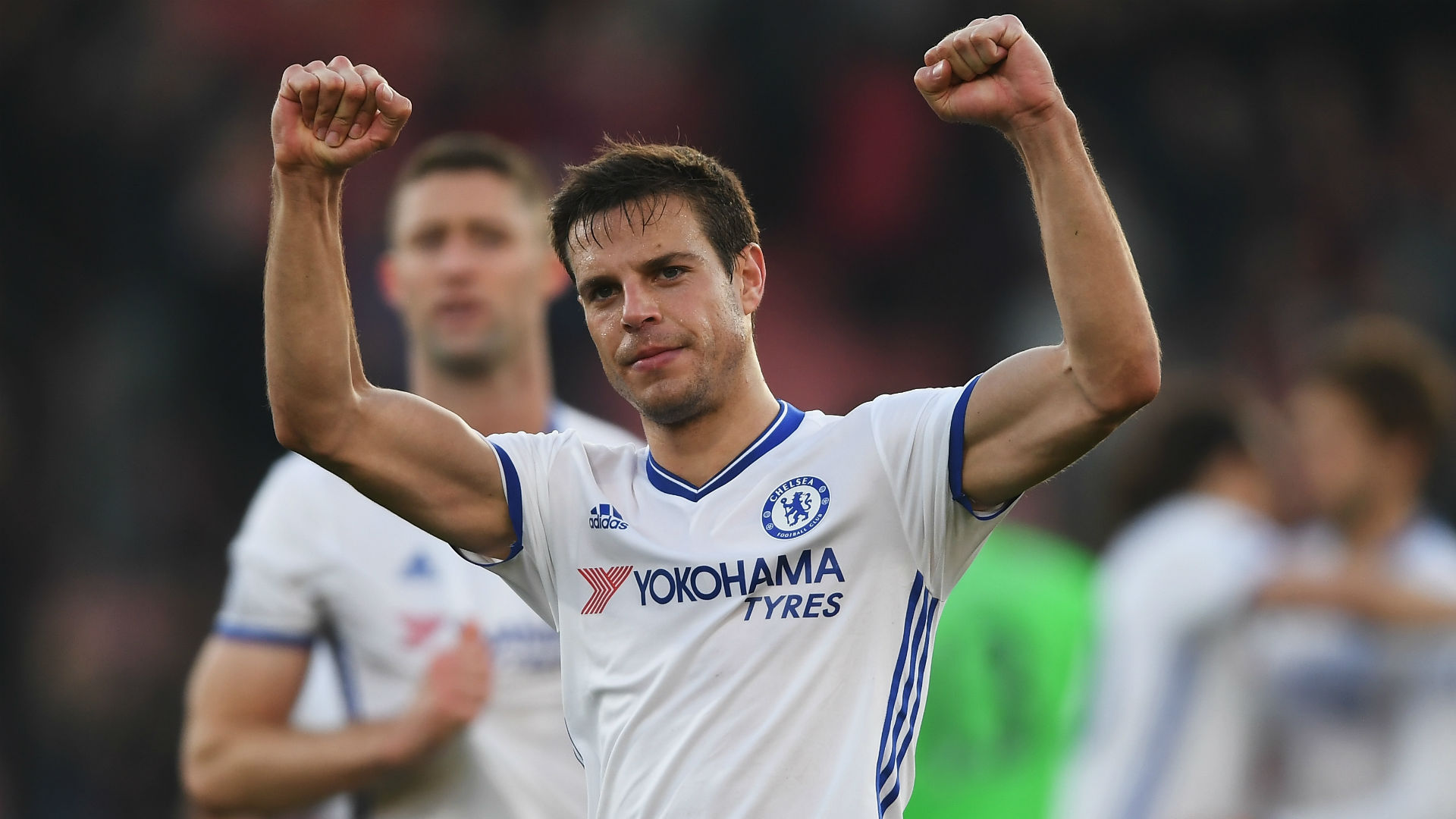 Hail Dave! Indispensable Azpilicueta remains Chelsea's unsung hero