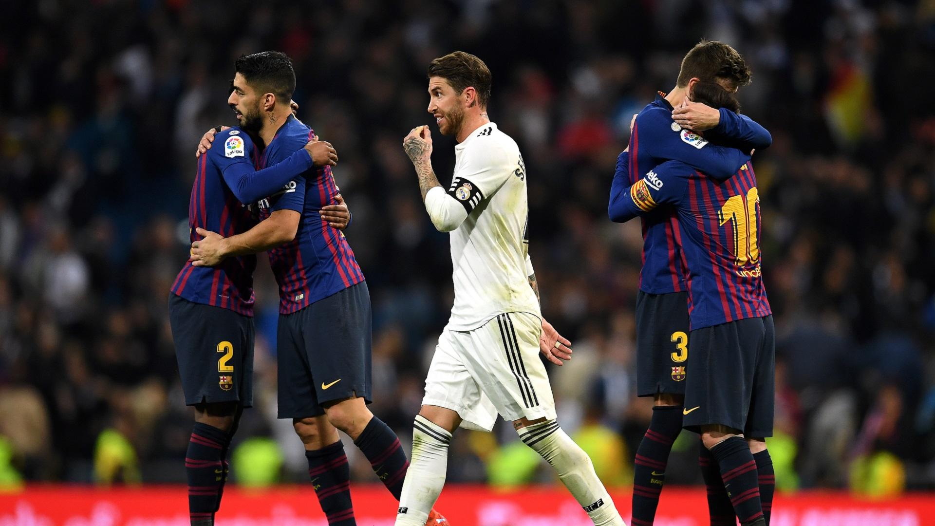 Liga - Les dates des deux Clasico Real Madrid-Barcelone sont connues pour la saison 2019-2020
