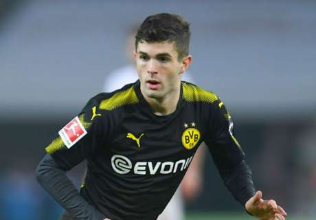 Pulisic: I've not been at my best