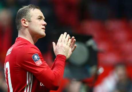 Rooney Bangga Samai Rekor Sir Bobby