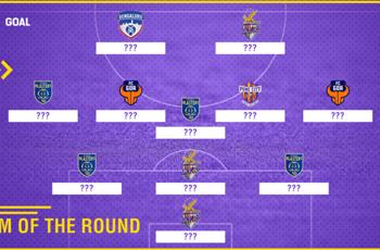 ISL 2017: Team of the Round 5 - ATK finally have representation