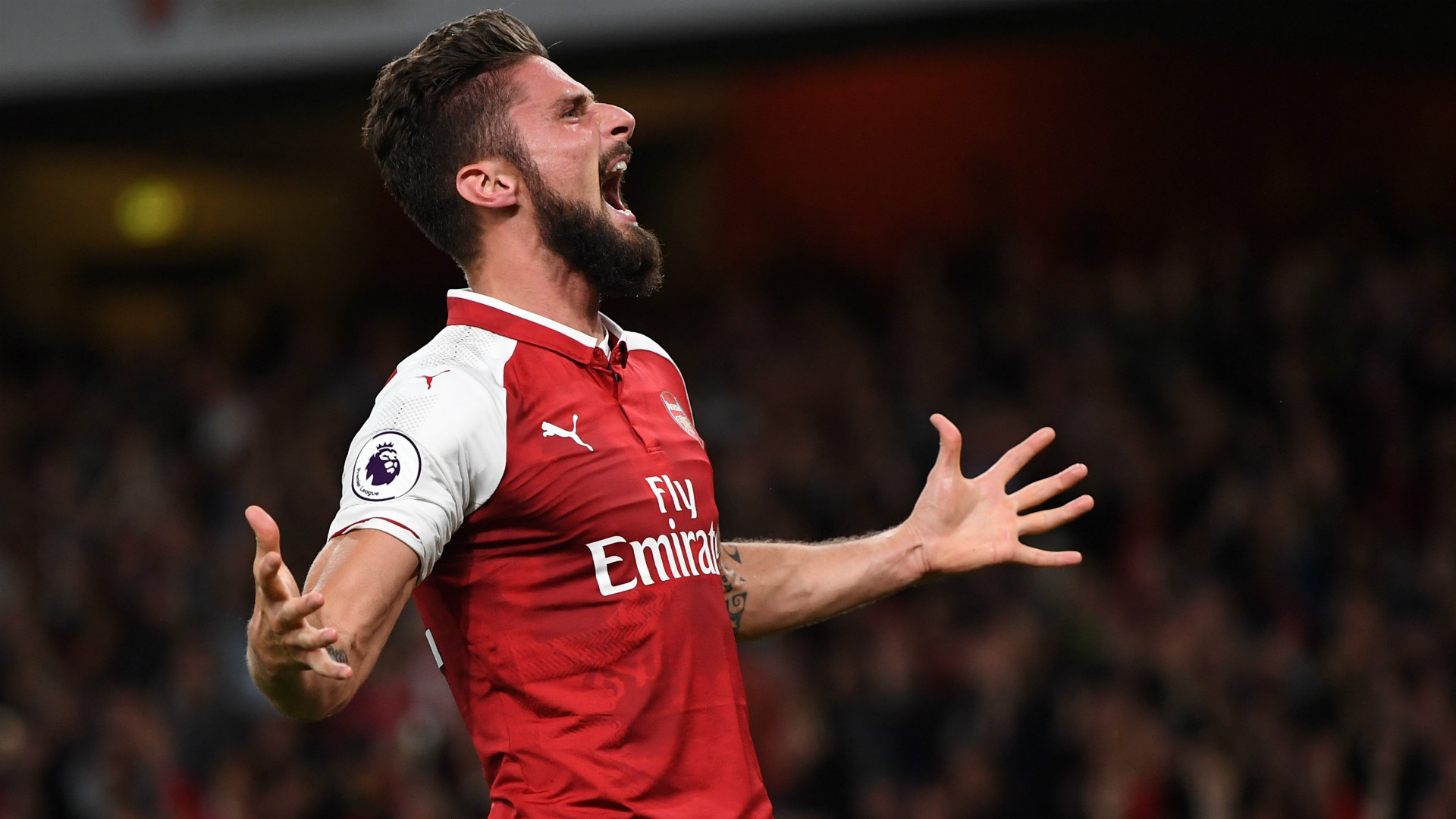 Olivier Giroud Arsenal Premier League