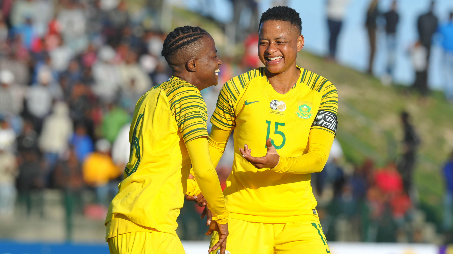 Banyana applied World Cup lessons to retain Cosafa Women's Cup - Refiloe Jane
