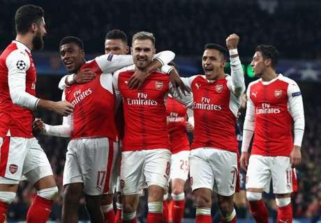 Betting: Arsenal 5/1 to beat Sutton Utd