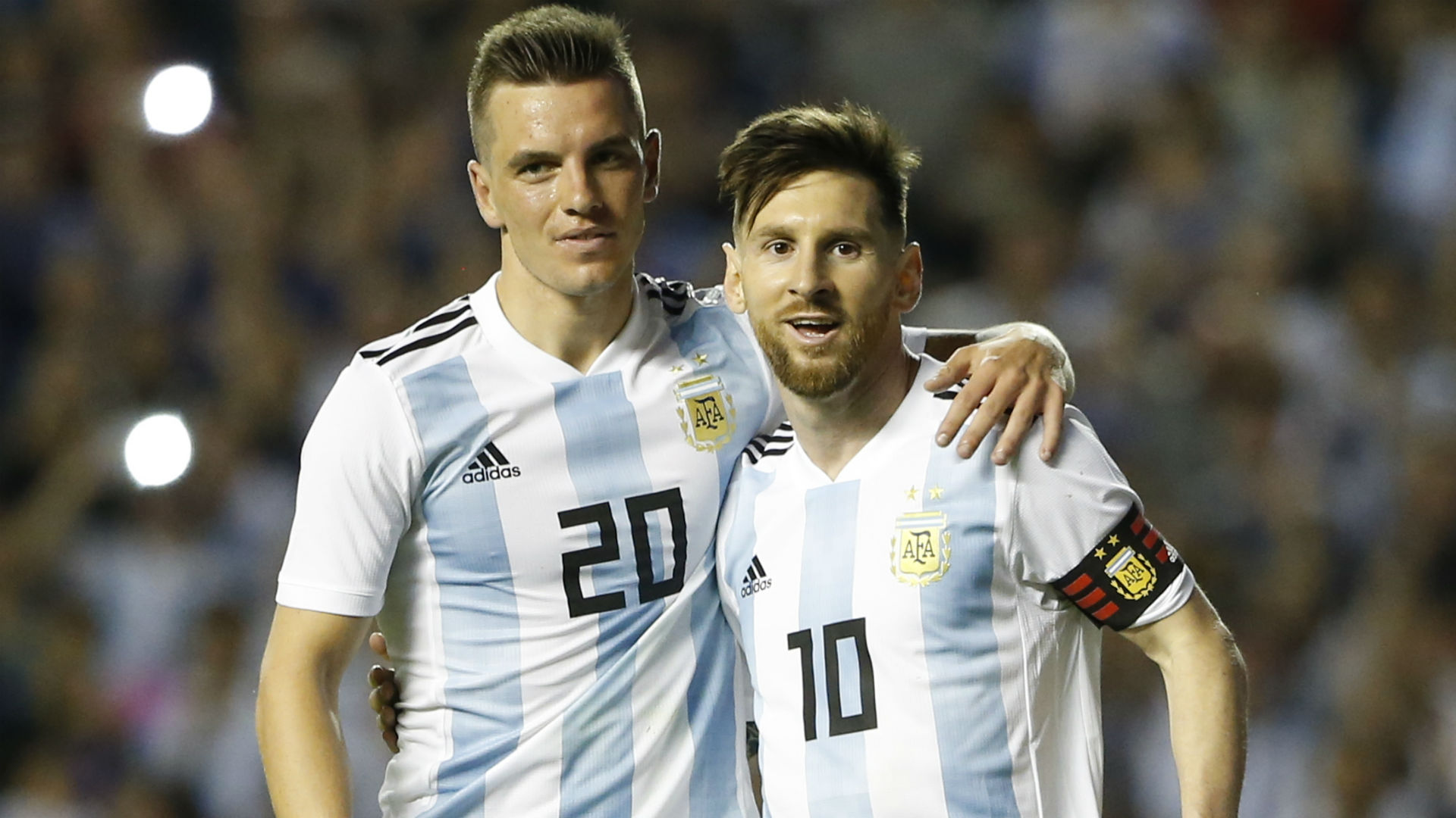 Messi presence a privilege not a nuisance for Argentina - Lo Celso