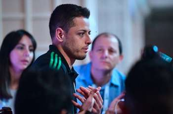 Chicharito: Mexico coach Osorio 'like a genius'