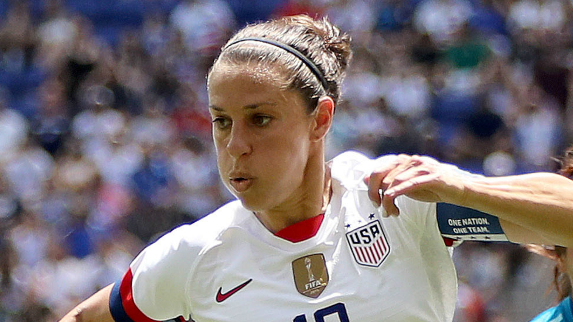 USWNT star Lloyd: 2019 World Cup was the 'worst time of my life'
