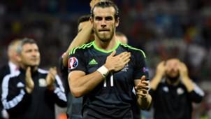 Gareth Bale Wales EURO 2016 06072016