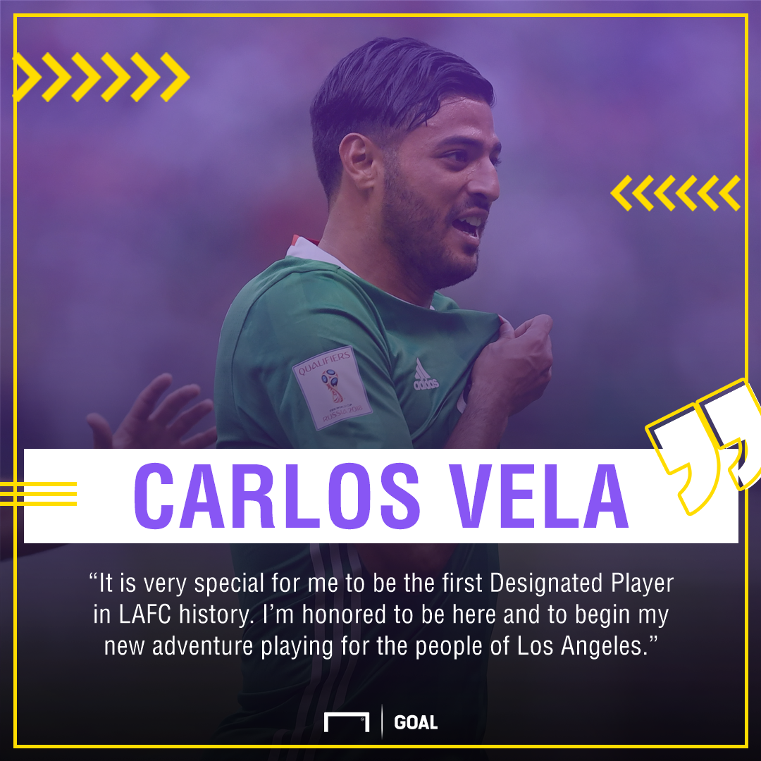 Carlos Vela quote