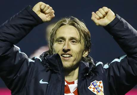 Modric: From rejected kid to world's best midfielder