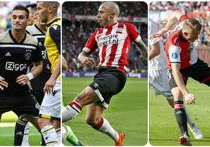 De Eredivisie is vier speelrondes onderweg, tijd voor een kleine tussenbalans. Welke spelers gaven de meeste assists en creëerden de meeste kansen?