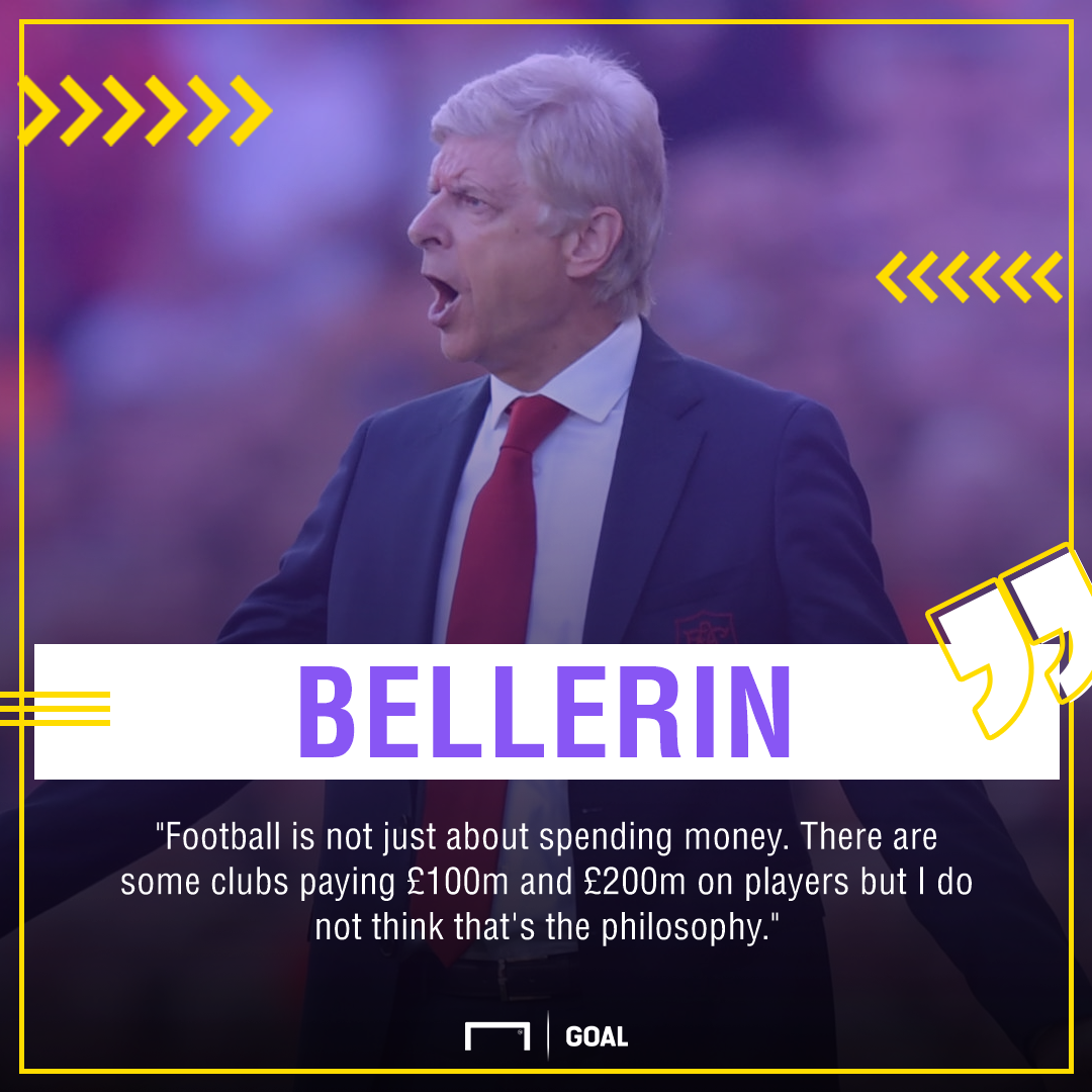 Hector Bellerin Arsenal spending