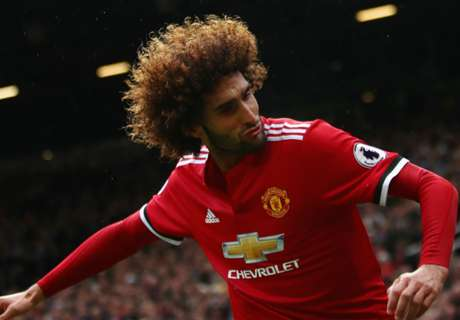 Juventus turn down Fellaini