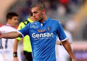 3) Guido MARILUNGO (Empoli) - 911 minuti, 0 goal