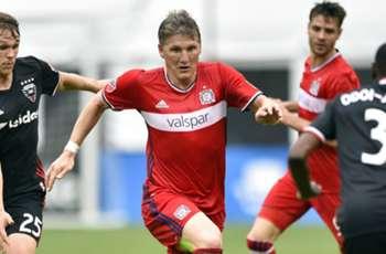 MLS Team of the Week: Chicago Fire lead the way as Schweinsteiger stars