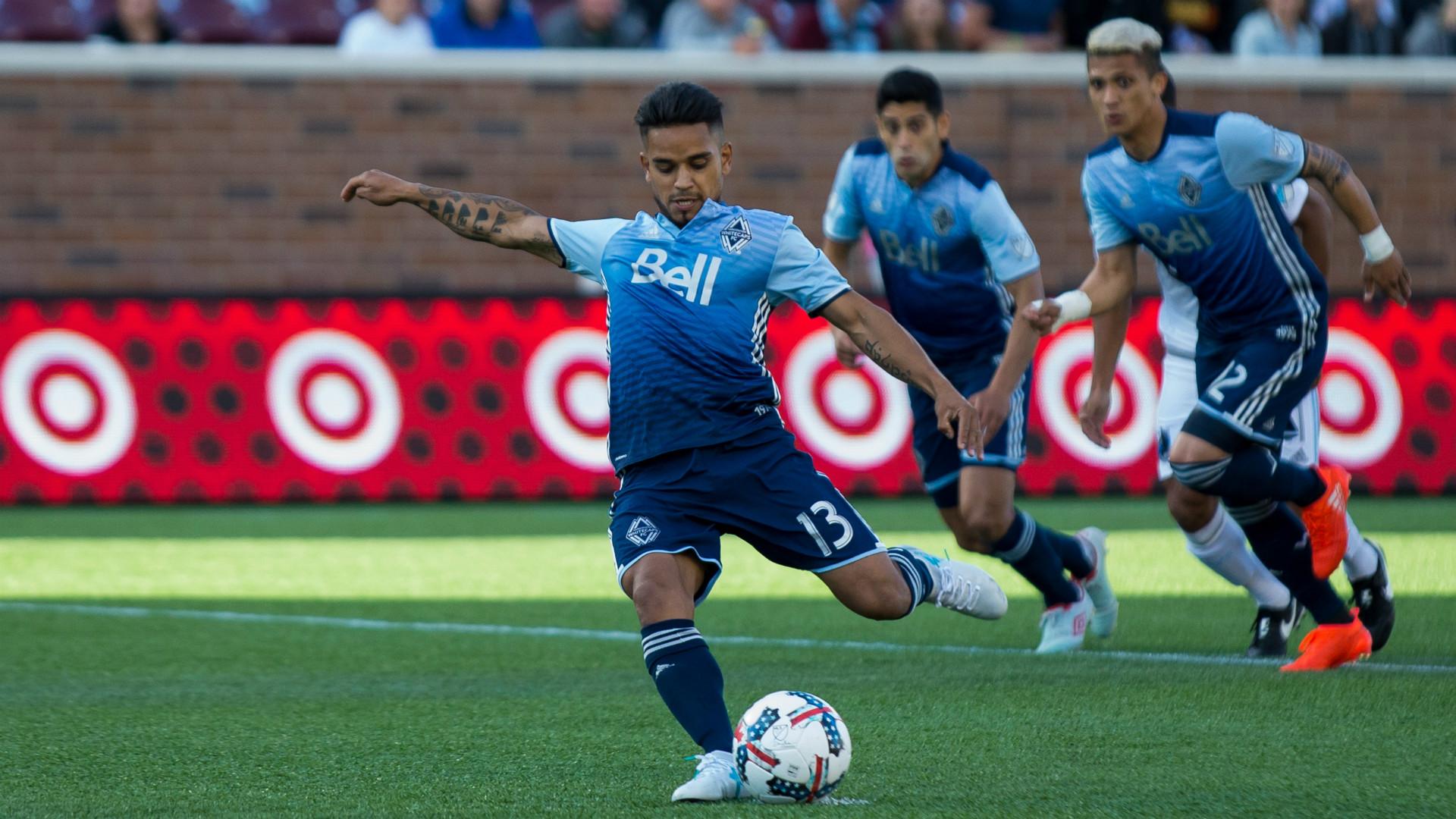 Cristian Techera Vancouver Whitecaps
