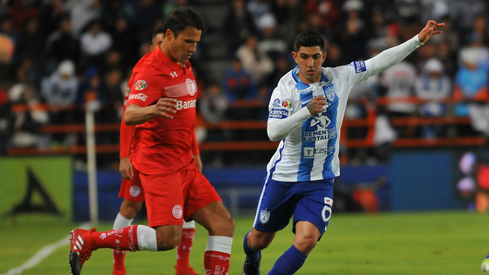 Aaron Galindo Toluca