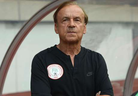 Nigeria must give Rohr breathing space