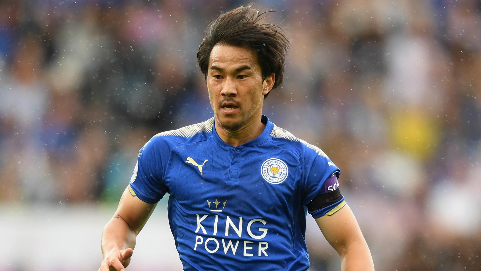 Shinji Okazaki Leicester City