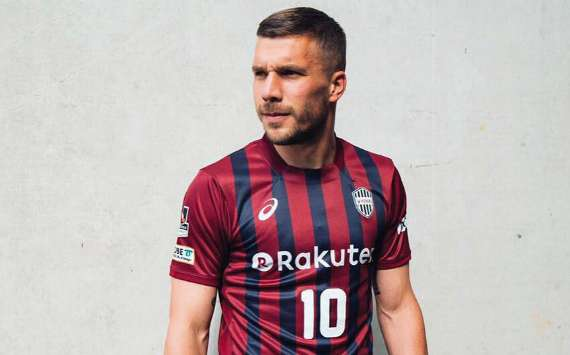 Former Arsenal star Podolski explains his decision to move to Japan