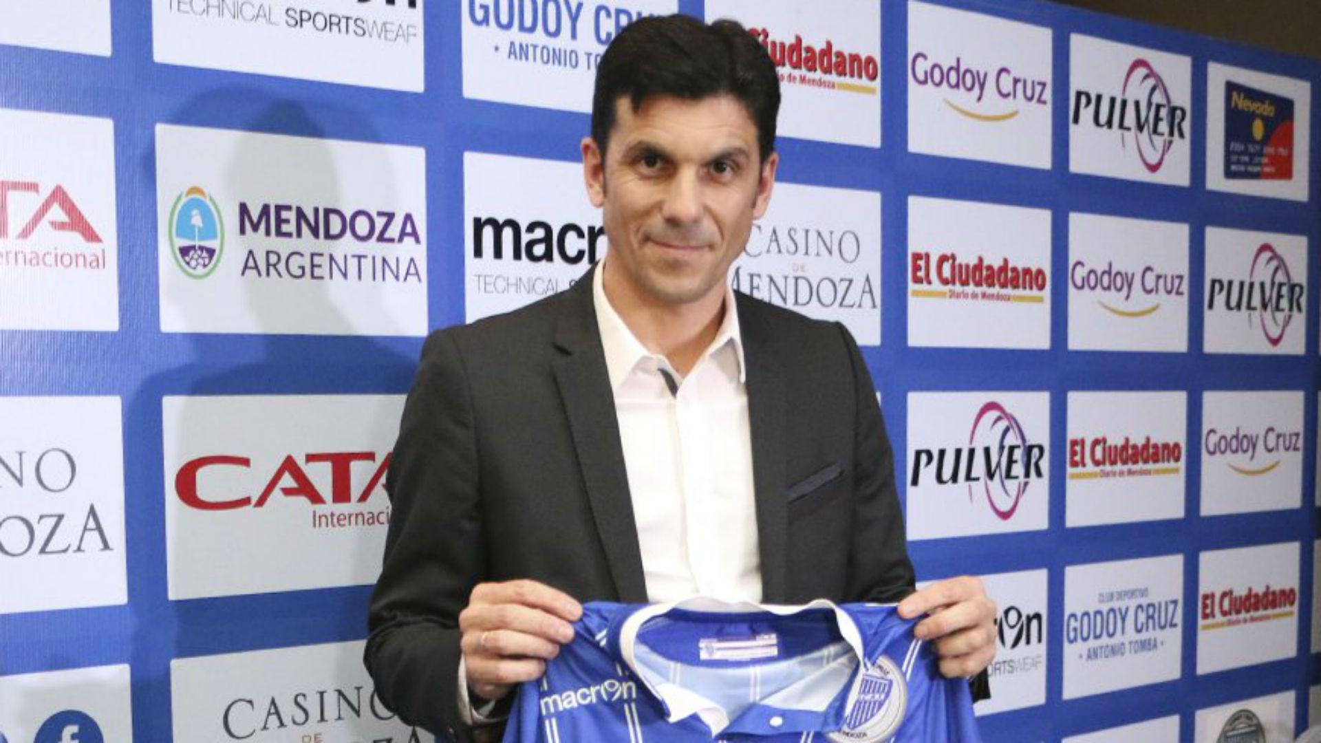 Mauricio Larriera Godoy Cruz 14072017