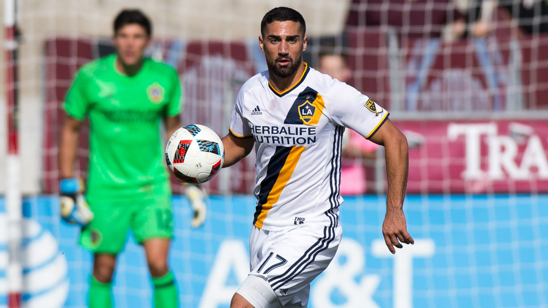 Sebastian Lletget MLS LA Galaxy B 11062016