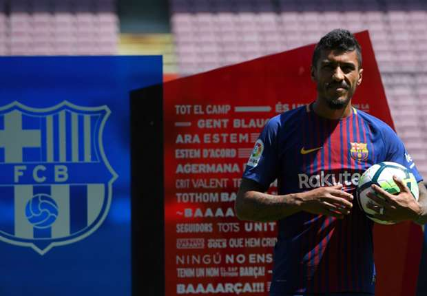 Pele Dukung Paulinho Bikin Kejutan Di Barcelona