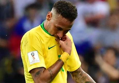 Neymar devastated by 'saddest moment of career'