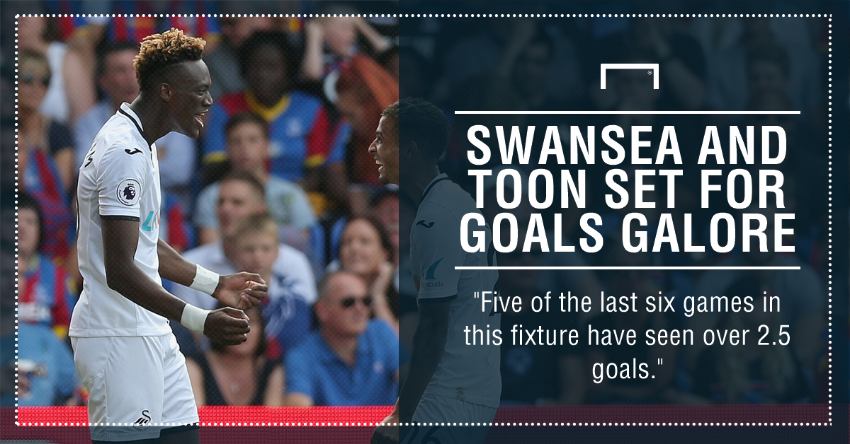 Swansea Newcastle graphic
