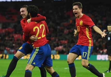 Wetten: Spanien vs. Kolumbien