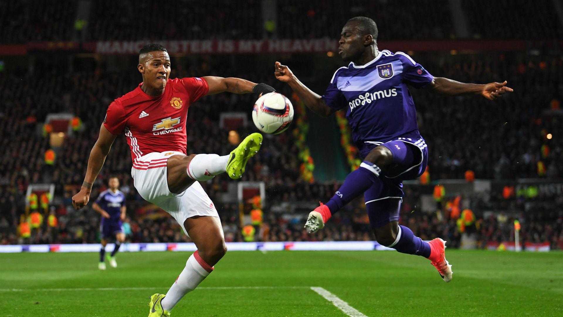 Frank Acheampong - Anderlecht - 20042017
