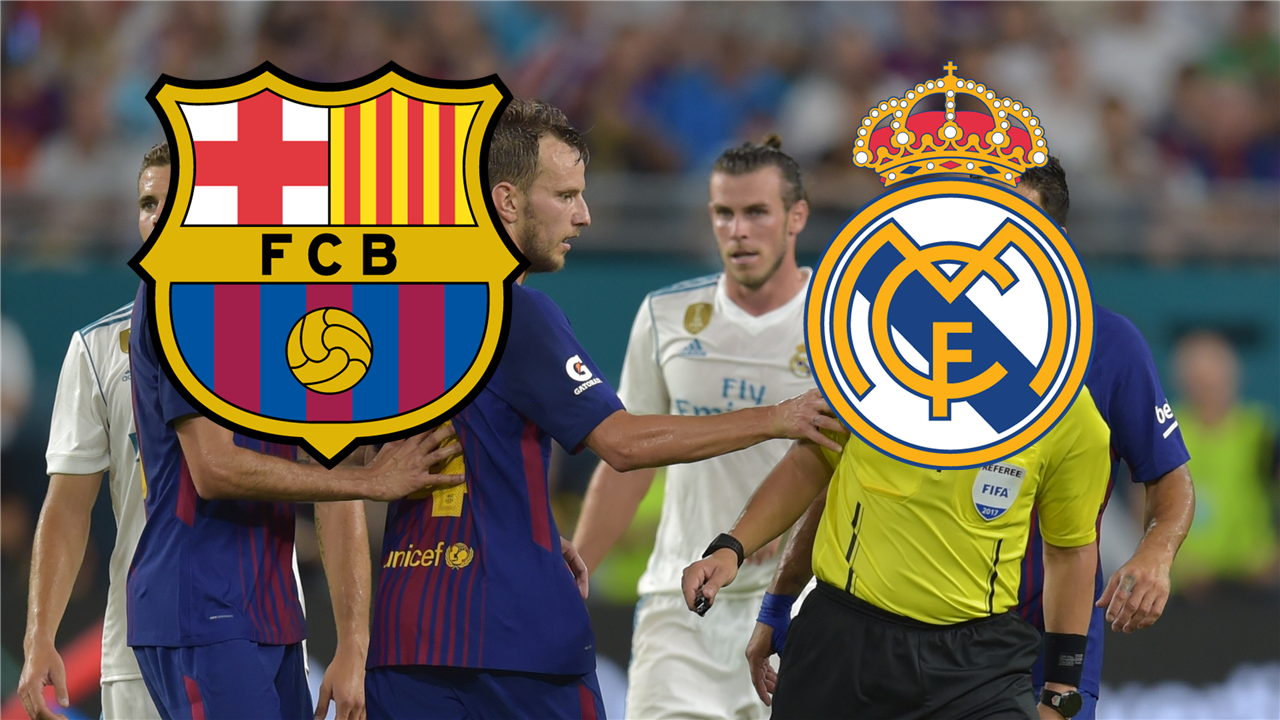 GFX Barcelona Real Madrid