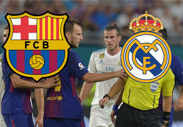 barcelona gegen real madrid