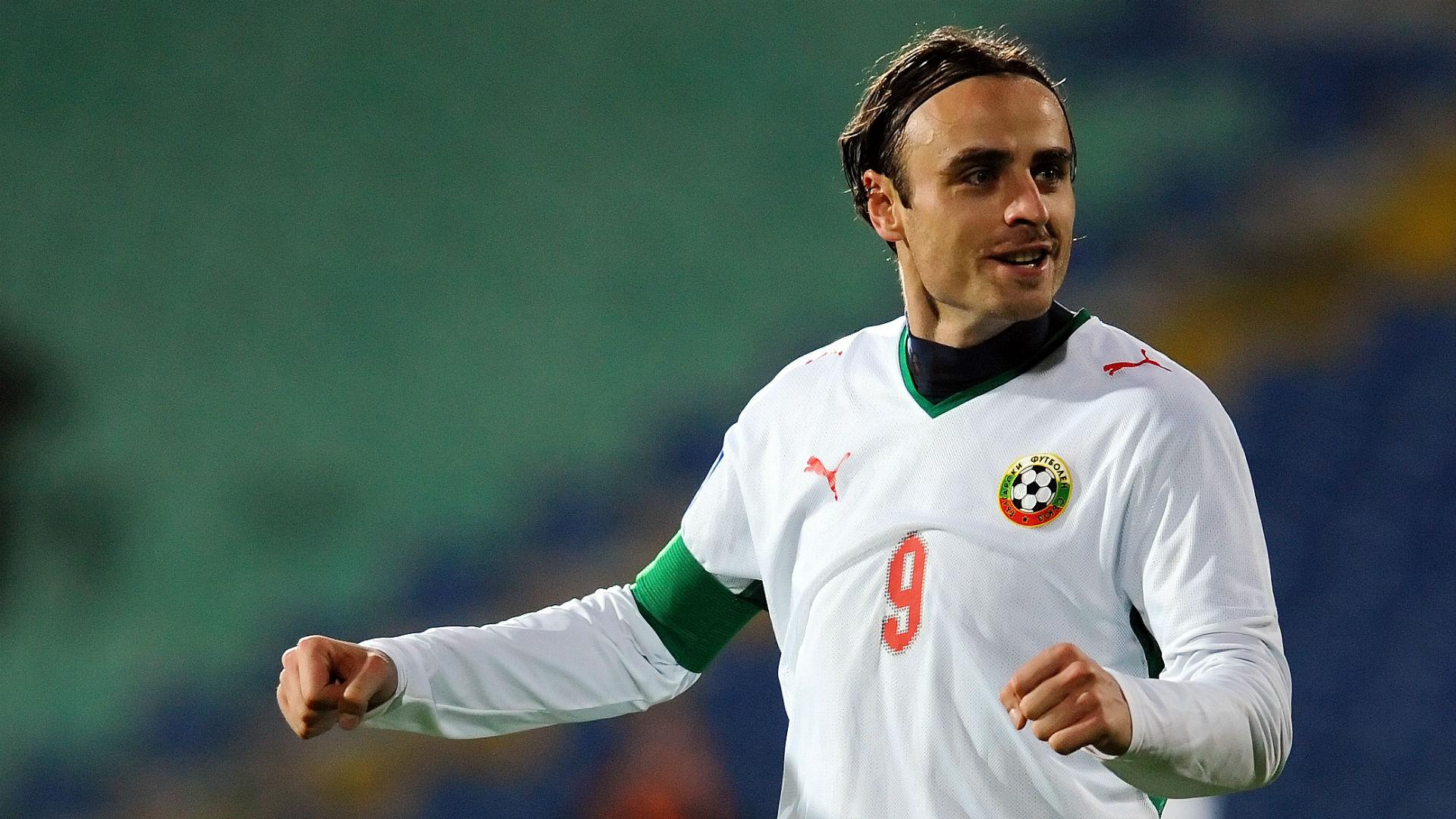 Dimitar Berbatov Bulgaria Goal