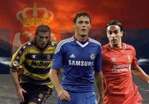 Nemanja Matic staat op het punt om Chelsea te verruilen voor Manchester United voor het hoogste bedrag wat ooit is betaald voor een Serviërs. De duurste Serven ooit hebben we op een rijtje gezet.