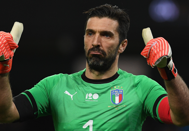 Buffon  PSG and Man Utd are equal as Champions League tie approaches 9c63f9361
