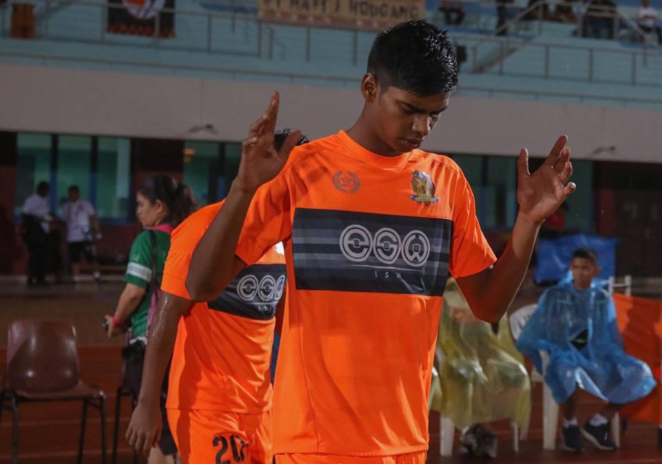 Hougang United 2016 S.League – Iqbal