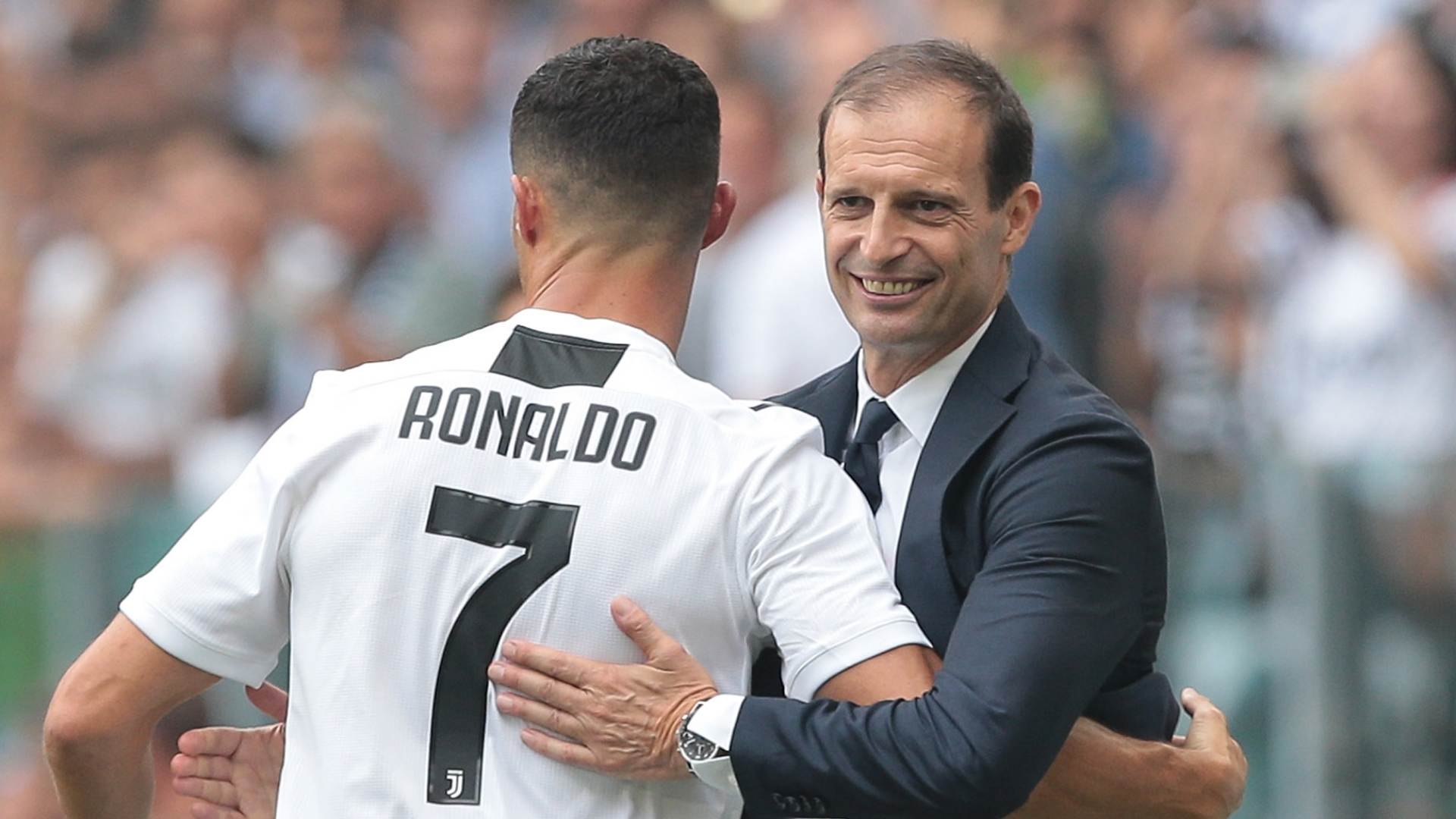 Allegri's stock with Juventus fans will rise over time, says Zaccheroni