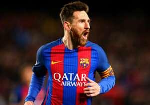 Cuáles son los porteros favoritos de Messi. El argentino ha logrado 500 goles. ¿Sabes cuáles son los guardametas a los que más veces ha marcado?