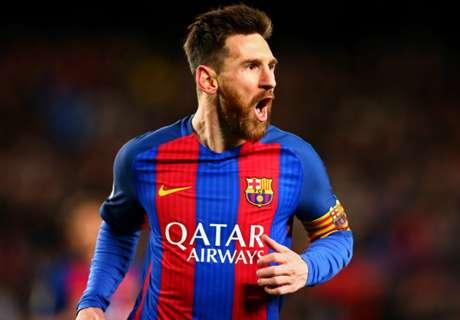 Cuáles son los porteros favoritos de Messi