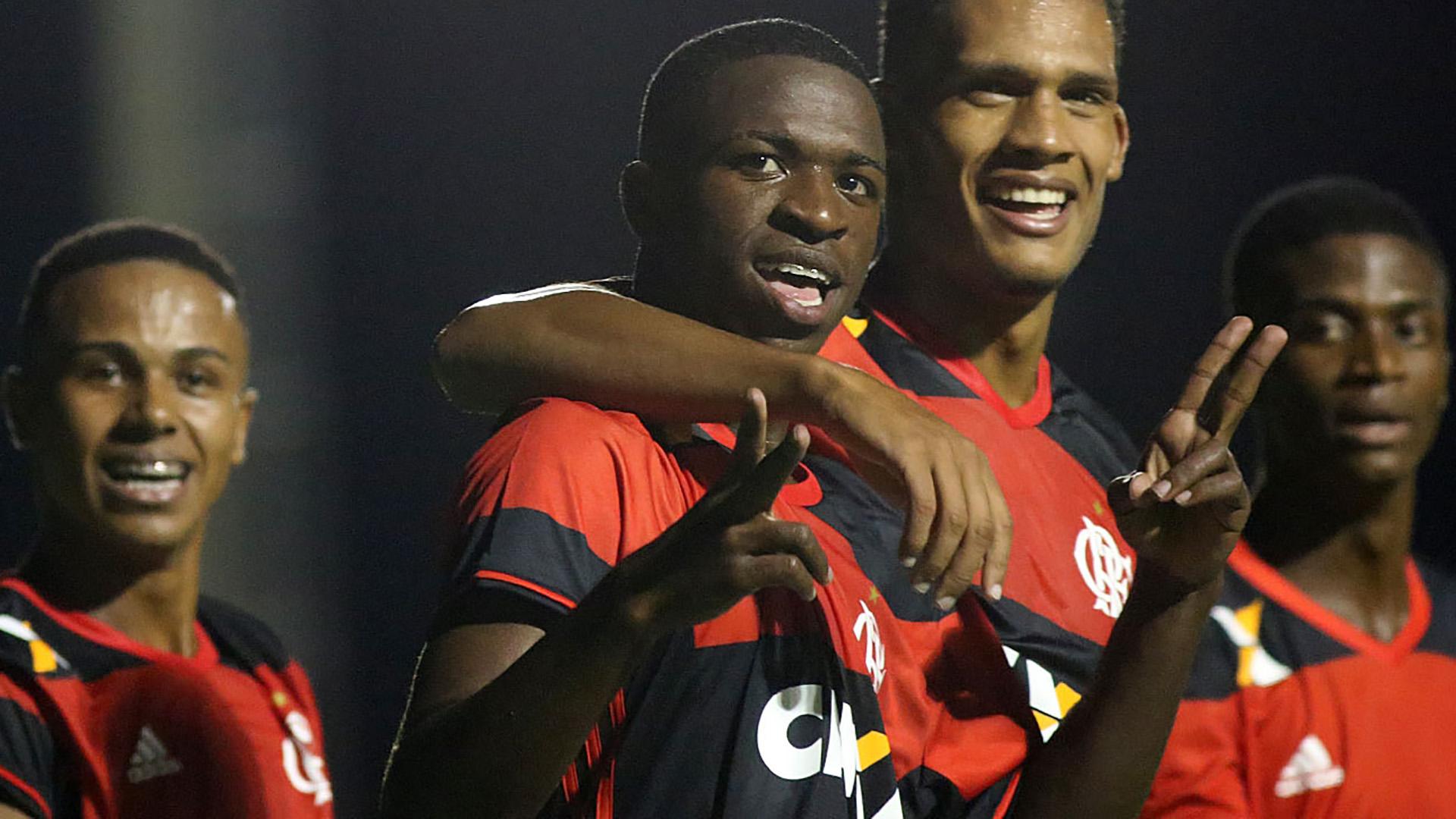 Vinicius Junior Flamengo Copinha 2017