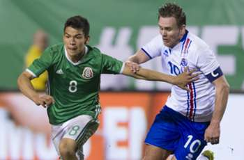 Mexico to face Iceland in first March friendly