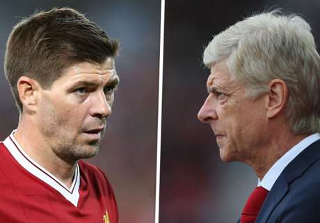 Gerrard tears into Arsenal title credentials