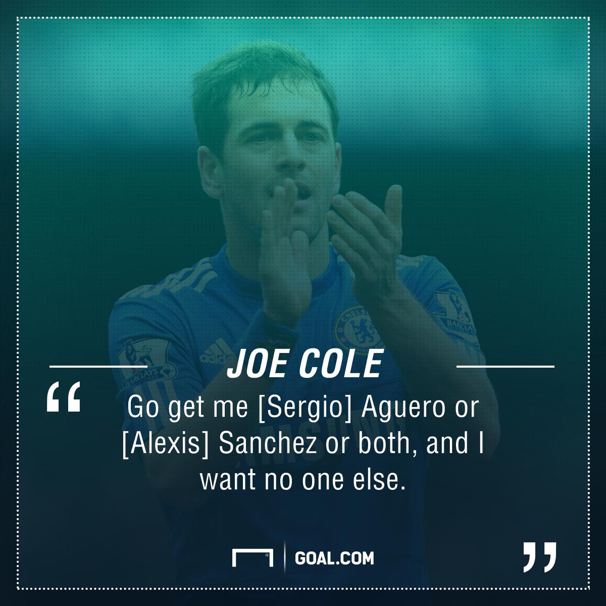 Joe Cole quote
