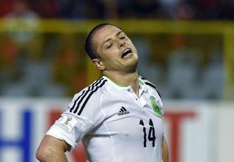 Osorio backs struggling Chicharito