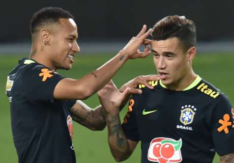 Coutinho ready to lead Brazil