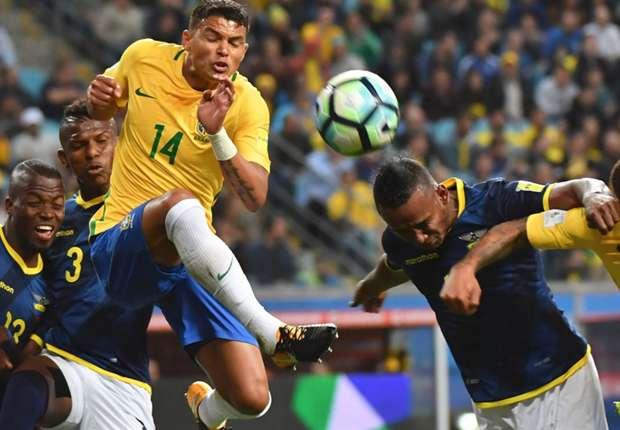 63c51b53d9 Base do PSG na Seleção pode ajudar Thiago Silva a reconquistar vaga na  equipe