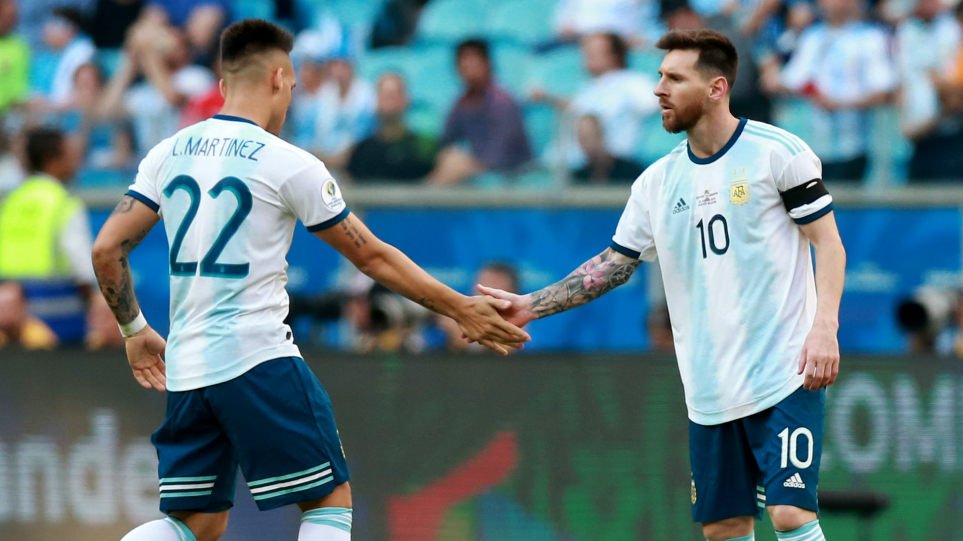 Argentina-Chile set for Los Angeles Coliseum friendly in September