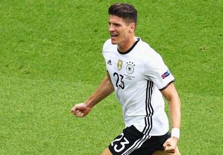 Gomez, Raja Gol Jerman Di Euro