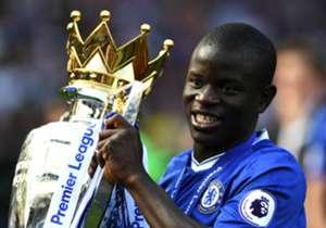 N'Golo Kante - Van Leicester City voor 35,6 miljoen euro